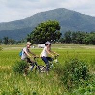 Cycling Tour (Half day Sukhothai's Countryside Tour)