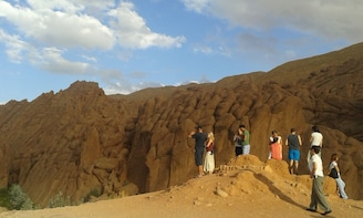 Sahara Tour, 3 Days & 2 Nights Tour in Desert of Morocco