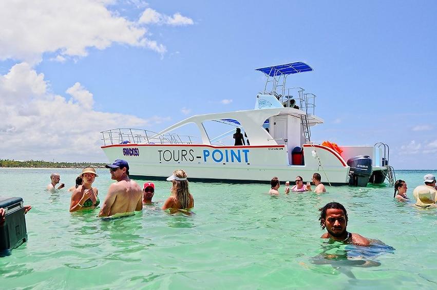 Show item 3 of 6. Catamaran Tours Point