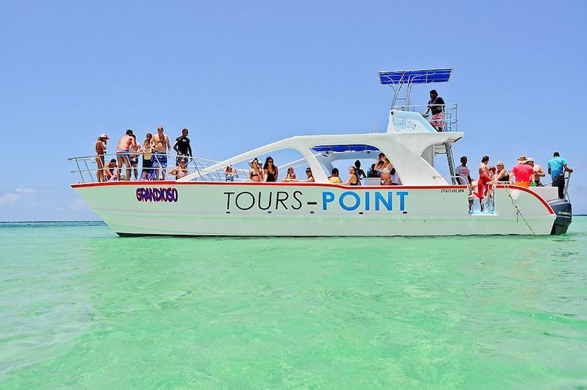 Show item 1 of 6. Catamaran Tours Point