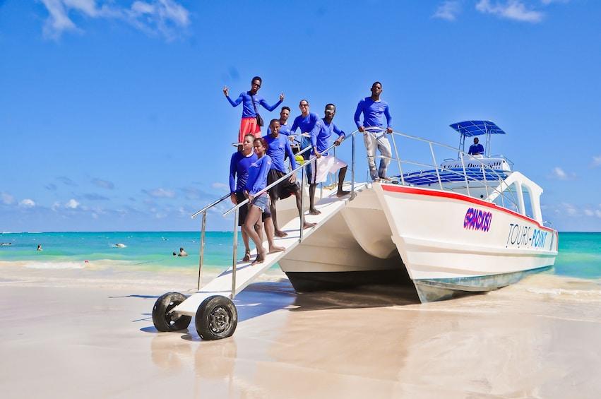 Show item 2 of 6. Catamaran Tours Point
