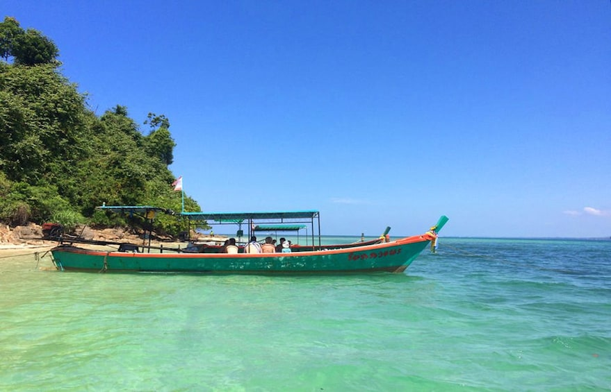 Show item 10 of 10. Khao Lak Secret Beach 6-Hour Snorkeling Tour with Lunch