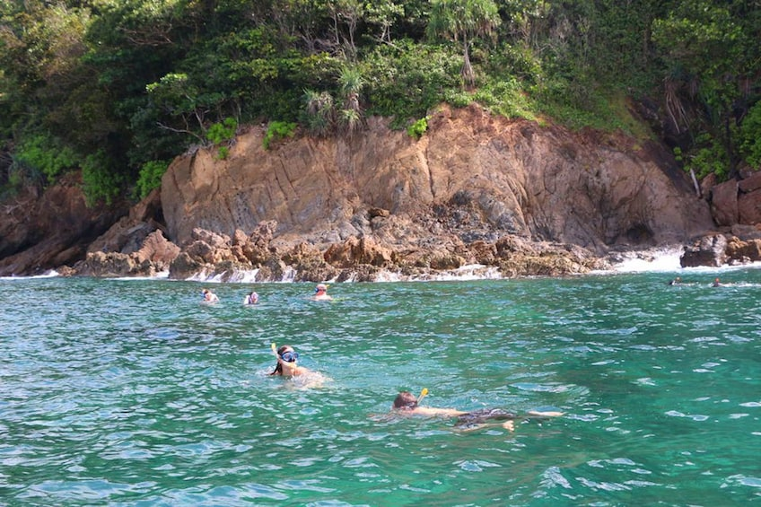 Show item 2 of 10. Khao Lak Secret Beach 6-Hour Snorkeling Tour with Lunch