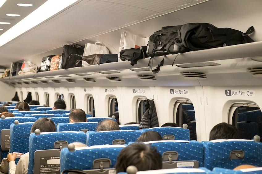 Show item 3 of 4. Tokyo-Kyoto Shinkansen Bullet Train Tickets