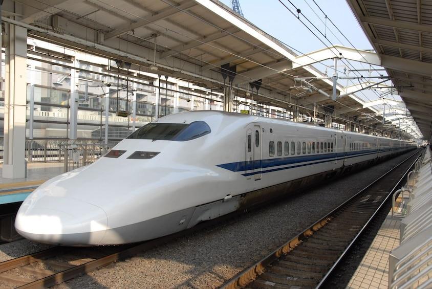 Show item 1 of 4. Tokyo-Kyoto Shinkansen Bullet Train Tickets
