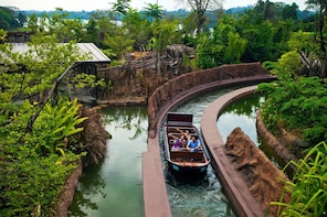 Singapore River Safari [E-Voucher]