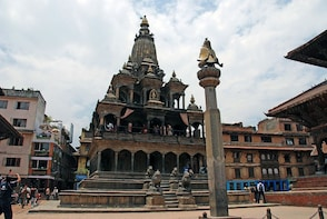 Private Bhaktapur and Patan Durbar Square Day Tour