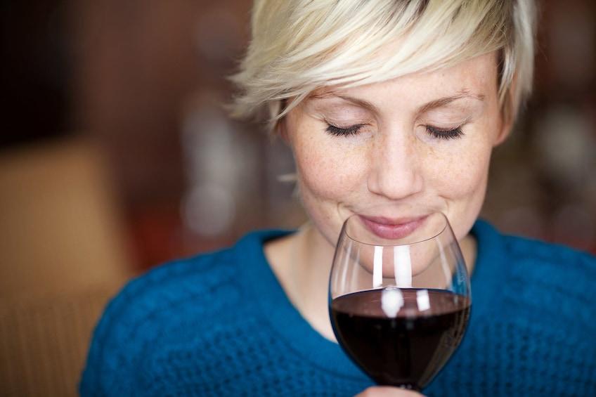 Show item 2 of 6. Wine and food tasting at Chianti Hills and Cortona