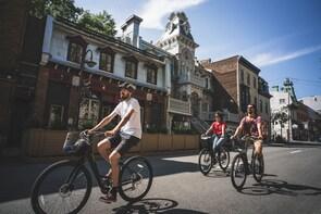 Quebec City Bike Tour: Hoods & Hidden Gems