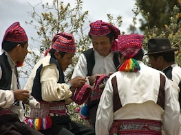 Uros and Taquile Island Full Day Tour from Puno