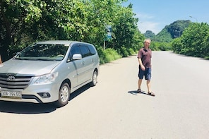 Halong Bay to Catbi Airport Transfer