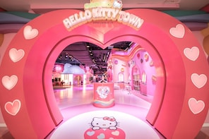 Sanrio Hello Kitty Town & Thomas Town [E-Voucher]