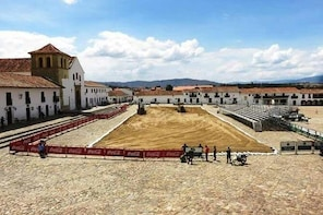 Villa de Leyva Colonial City - Private Tour 1 to 3 Tourists