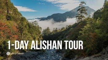 1-Day Private Tour of Alishan National Forest in Taiwan