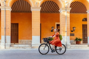 The Beauty of Palma de Mallorca by Bike Private Tour