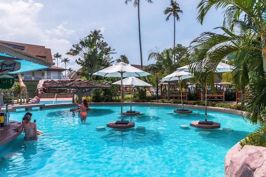 Phuket Splash Jungle Water Park Ticket with Transfer Option