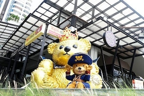 Pattaya Kids Special: Teddy Bear Museum Tickets & Optional Hotel Pick-up