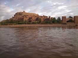 Ouarzazate, Kasbah Ait Ben Haddou, Atlas mountains