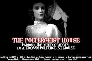 Open Day 13th July - Haunted Objects Museum - Poltergeist House