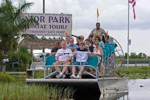 Everglades Gator Park + Miami City Tour ( Private 5 hours )