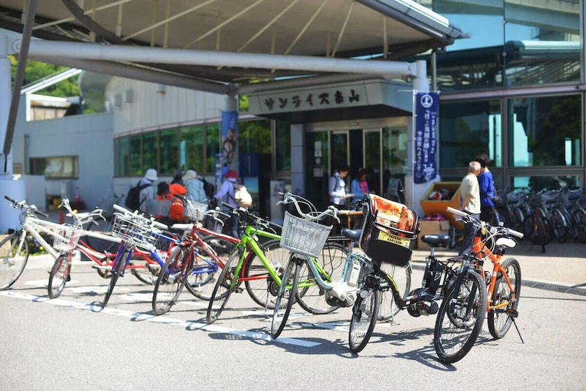 Show item 3 of 5. Shimanami Kaido Cycling and Driving Tour in Ehime Prefecture