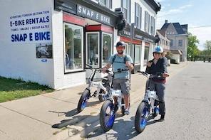 Niagara Falls E-Bike Adventure 3 Hour Hire