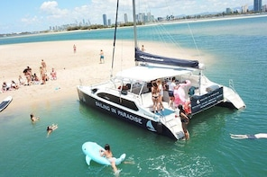 Gold Coast 3-Hour Island Adventure Cruise