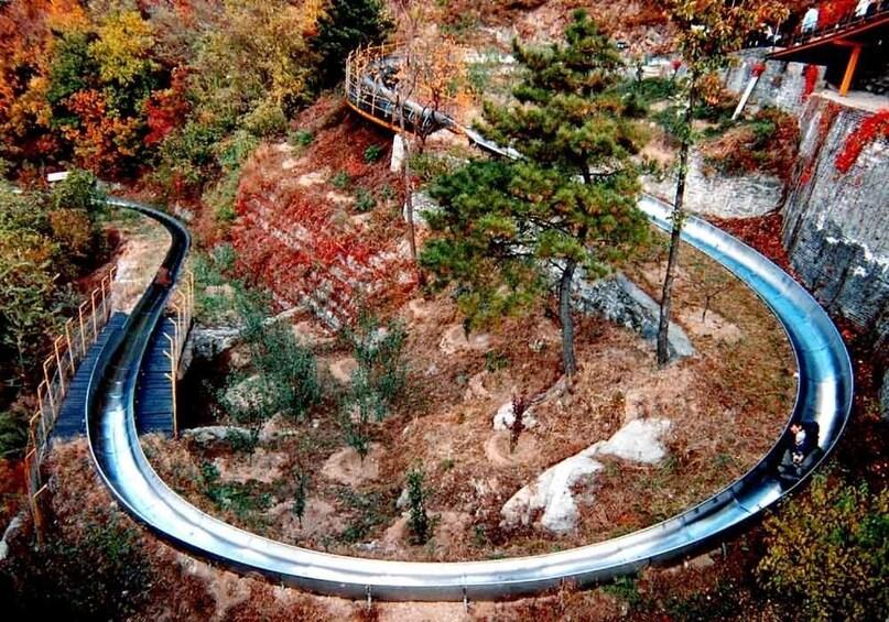 Show item 4 of 12. MuTianYu Great Wall of China Self Day Tour -Flexible/English