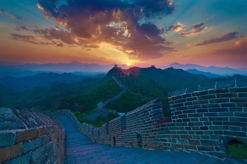 Show item 2 of 12. MuTianYu Great Wall of China Self Day Tour -Flexible/English