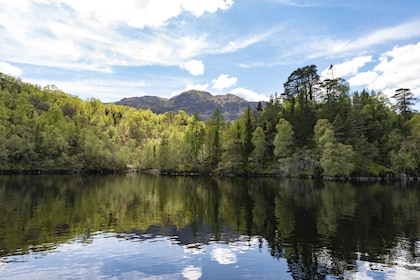 Glasgow, Loch Lomond, Loch Katrine and Doune Castle-Spanish