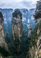 1-Day Zhangjiajie Avatar Mountain and Tianmen Mountain Tour