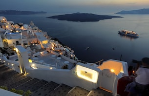 Santorini by Night Tour