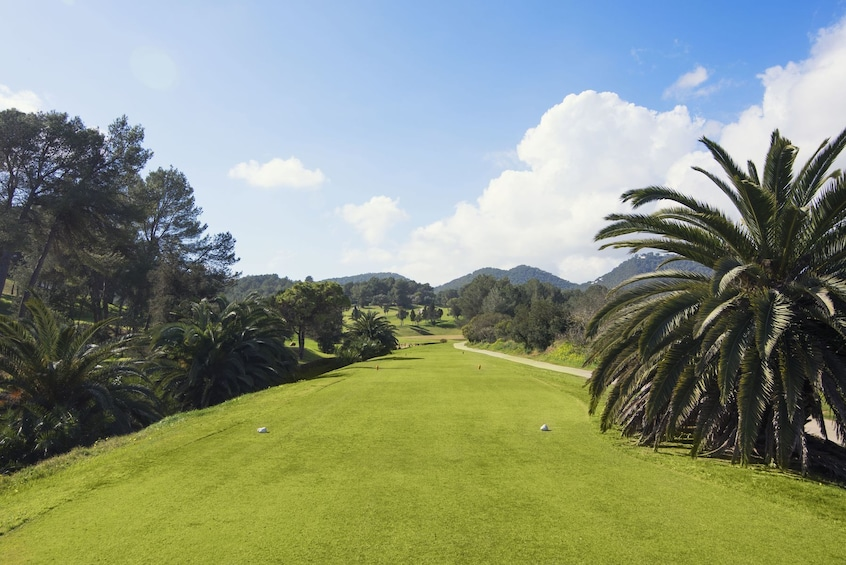 Show item 10 of 10. Golf de Ibiza - Green Fee 18-hole Course - Golf Ibiza