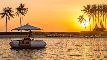 Sunset Cruise, Lagoon of San Pedro, Ambergris Caye
