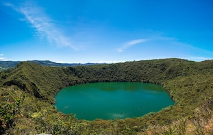 Tour to Guatavita Lake and Salt Mines in Nemocon