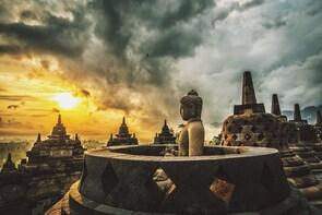 Borobudur Temple Heritage Tour Yogyakarta