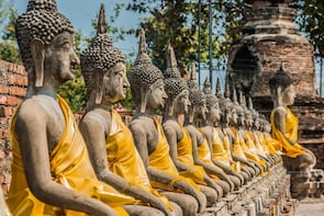 Ayutthaya from BKK: Historical Temples & Palace
