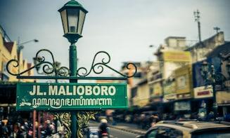 Yogyakarta Malioboro Walking Tour
