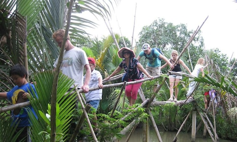 Mekong Delta Tour 2 Days (My Tho - Ben Tre - Can Tho) HCMC