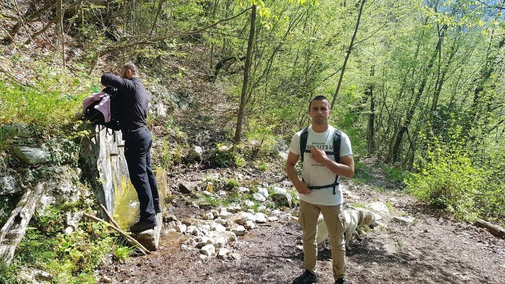 Show item 2 of 5. Hiking in Bosnia & Herzegovina-Cvrsnica -Vidikovac