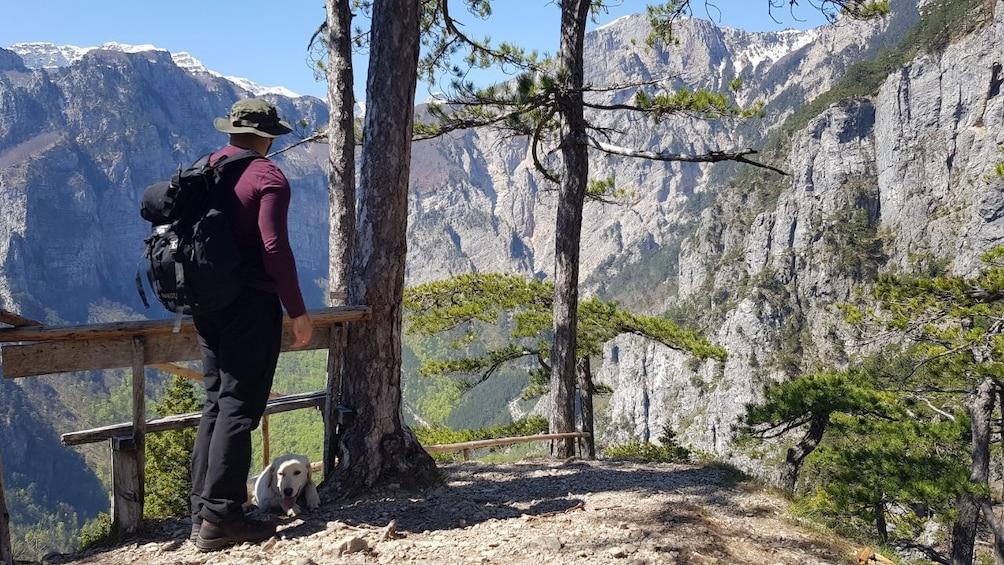 Show item 1 of 5. Hiking in Bosnia & Herzegovina-Cvrsnica -Vidikovac