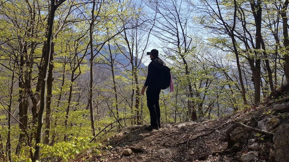 Show item 3 of 5. Hiking in Bosnia & Herzegovina-Cvrsnica -Vidikovac