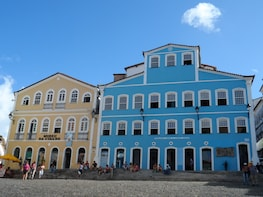 Salvador Full Day Private City Tour