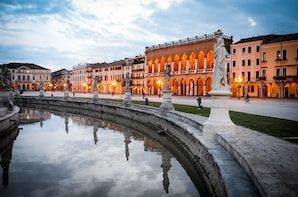 Day Trip by Train from Venice to Padua