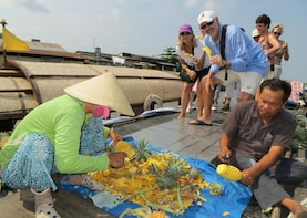 Mekong Delta Tour 3 Days (My Tho - Can Tho - Chau Doc)