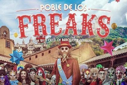 Poble De Los Freaks La Terrazza