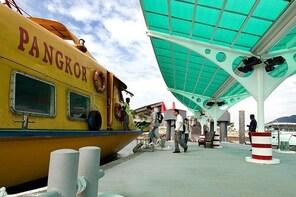 Lumut (Marina Island Jetty) to Kuala Lumpur City 1-way Transfer