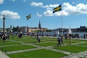 The story of Stockholm and Sweden in three chapters, a small group tour!