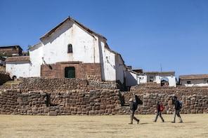Private Sacred Valley Tour: Yucay, Ollantaytambo & Chinchero