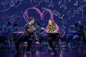 Mean Girls on Broadway & Hard Rock Cafe Times Square Dining